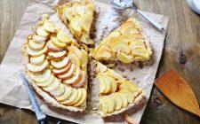 La ricetta della crostata vegana alle mele per merende golose