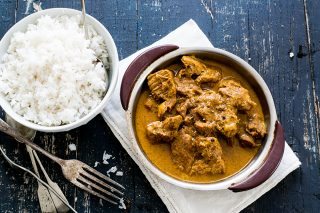 Curry di agnello: cucina indiana