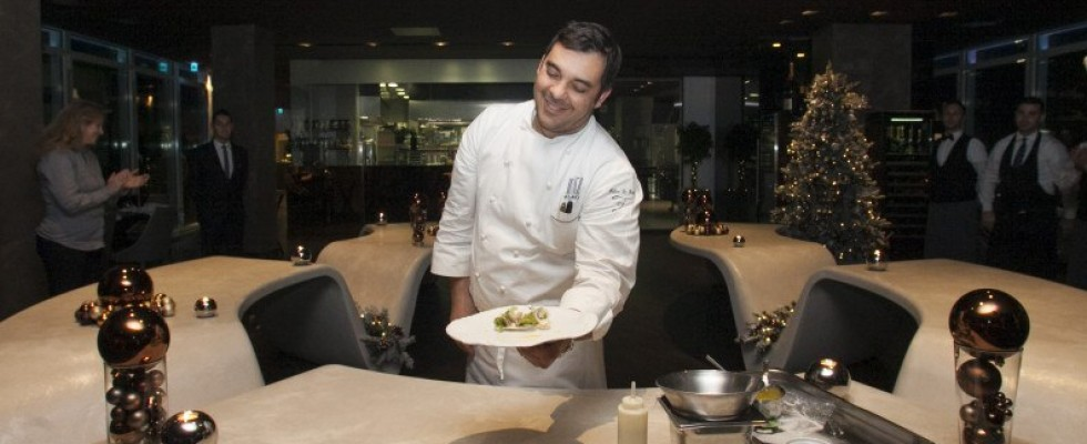 Chef stellati e stoccafisso: Felice Lo Basso