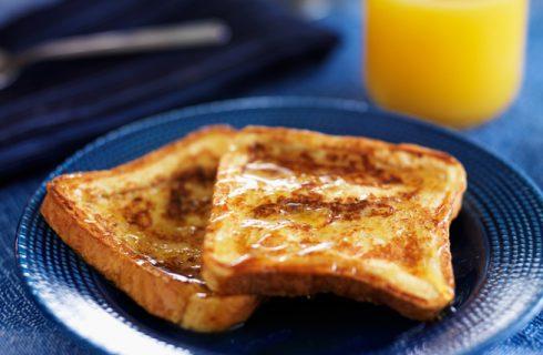 Ecco come preparare i french toast senza uova