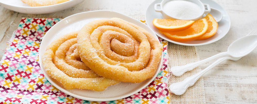 Frittelle di carnevale sarde: i frisgjoli