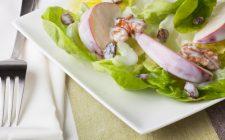 L'insalata sedano mele e noci, la ricetta per depurarsi dopo le feste