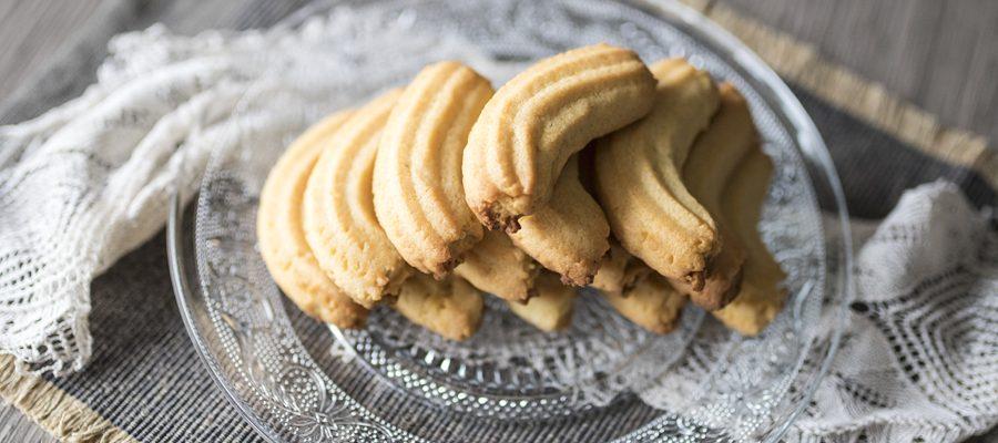 Krumiri, i biscotti del Monferrato