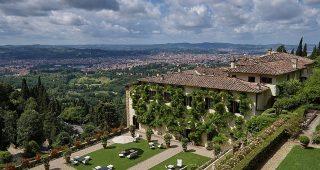La Loggia dell'Hotel Villa San Michele, Fiesole