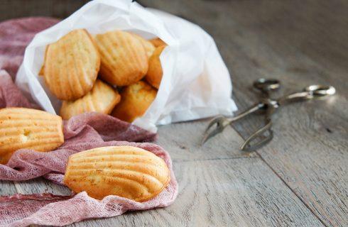 Le madeleine secondo la ricetta originale