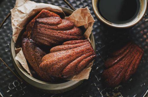 La madeleine al cioccolato con la ricetta golosa
