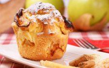 I muffin light alle mele con la ricetta facile