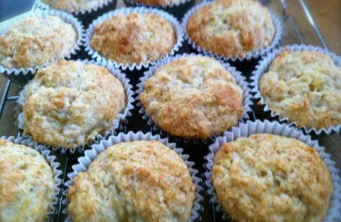 I muffin noci e brie con la ricetta semplice