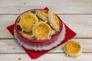 Pardulas, ricetta tipica dalla Sardegna