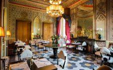 Il Pasha dell'hotel Villa Cora, Firenze