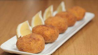 Polpette fritte di patate e tonno: per l'aperitivo