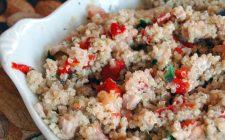 La quinoa con zucca e carote stufate, la ricetta sana e leggera