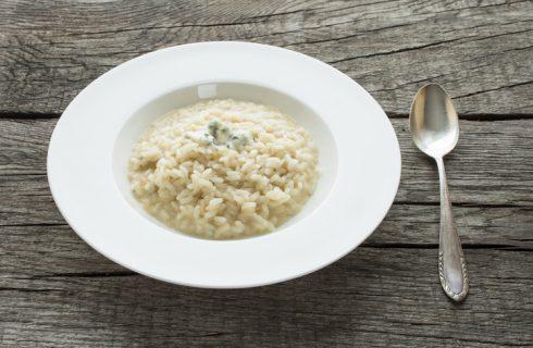 Ecco il risotto porri e gorgonzola con la ricetta gustosa