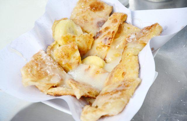 banana roti