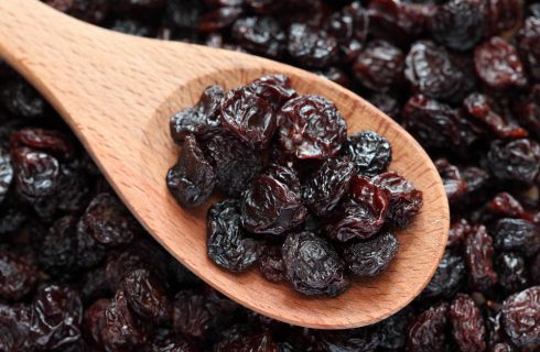 Ritiri alimentari: questa volta è il turno dell'uvetta