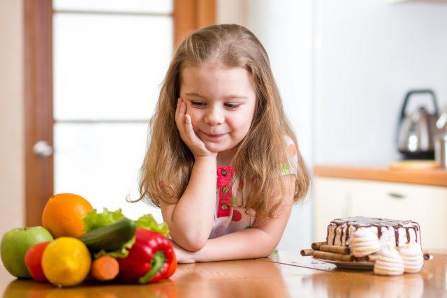 mangiare da piccoli