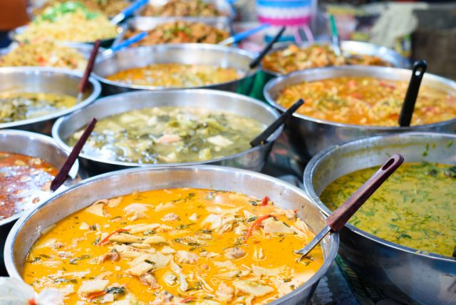 curry buffet