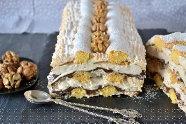 torta cardinale