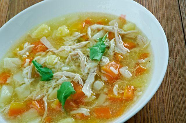 zuppa portoghese