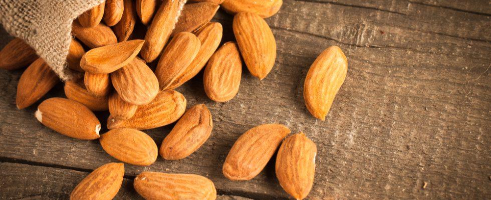 Mandorle: un cibo ricco di benefici