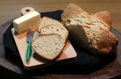 Soda bread, dall'Irlanda