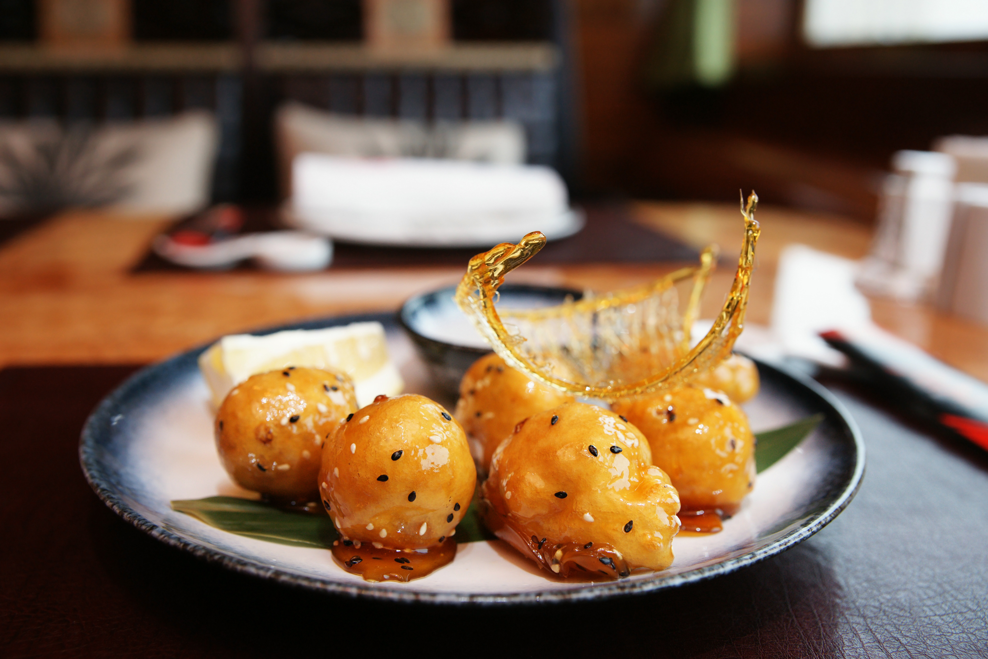Ricetta frutta caramellata cinese agrodolce for Ricette cucina cinese