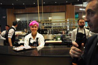 Sotto il segno della Bowerman: Autogrill lancia Assaggio wine e fish bar