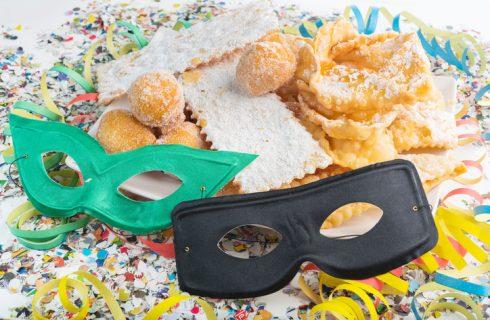 5 ricette dolci di Carnevale da fare con il Bimby