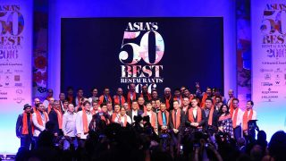 Coming Soon: Asia's 50 best Restaurants