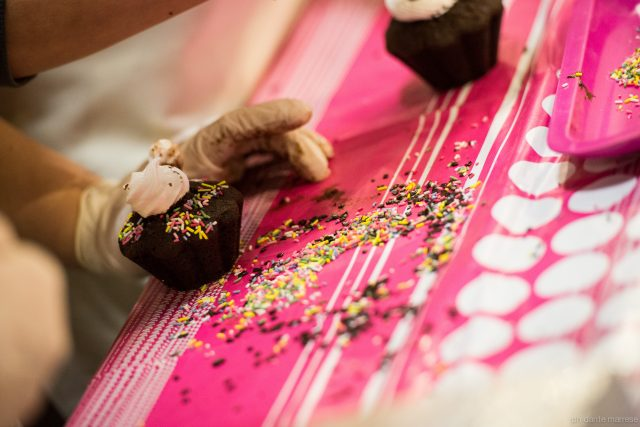 lavorazione salon du chocolat