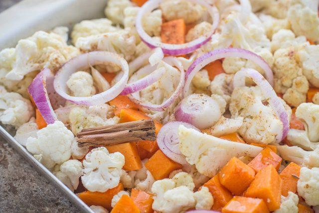step-1-insalata-di-riso-basmati-con-spezie-e-verdure