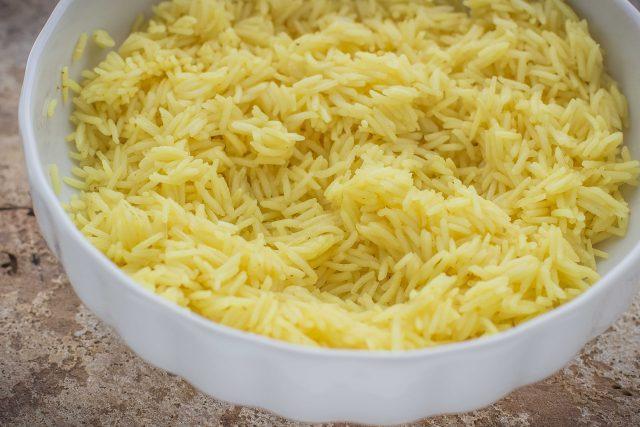 step-2-insalata-di-riso-basmati-con-spezie-e-verdure