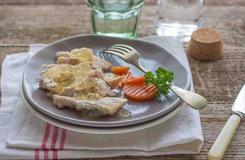 Tacchino alla canzanese: ricetta teramana