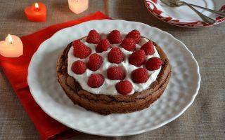 Torta morbida al cioccolato: senza glutine
