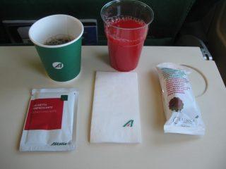 Se Alitalia ci toglie anche i salatini…