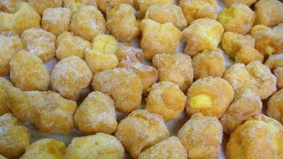 I bignè di Carnevale con la ricetta della Prova del Cuoco