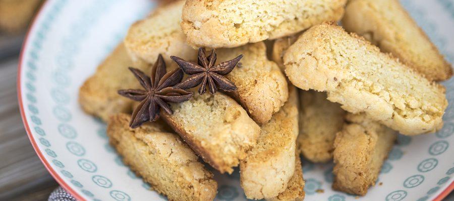 Biscotti all'anice, profumati