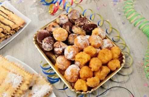 Le castagnole ripiene di ricotta con la ricetta siciliana