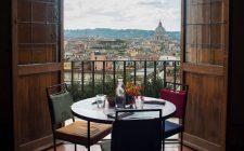 Colbert a Villa Medici, Roma