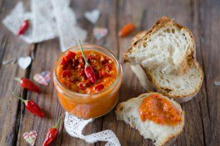 Crema di peperoncino: vera piccantezza