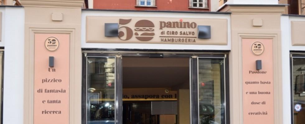 50 Panino, Napoli