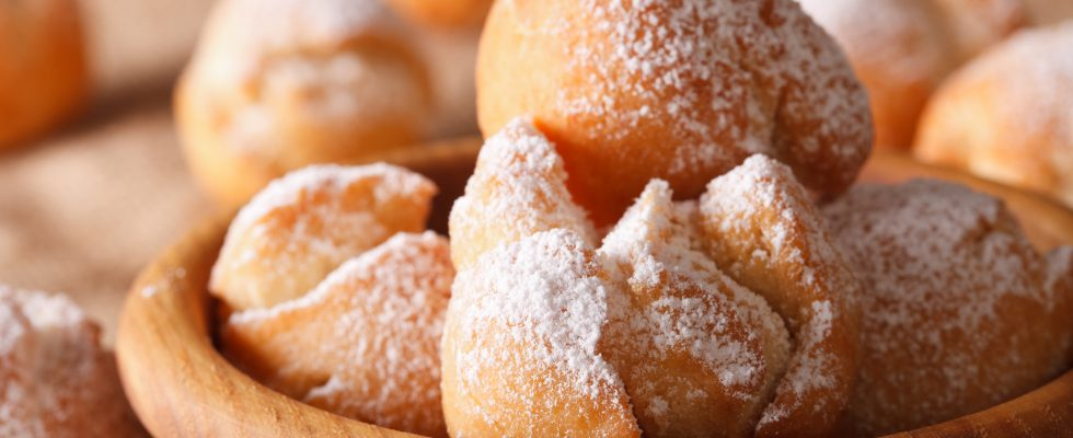 Come fare le frittelle di Carnevale senza glutine