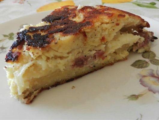 Come si prepara il migliaccio salato secondo la tradizione