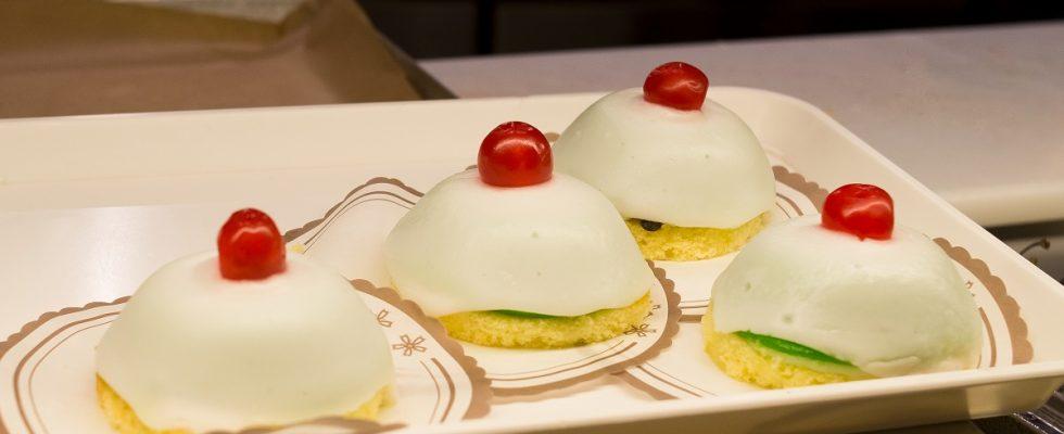 Le minne di Sant'Agata, il dolcetto tipico della tradizione catanese