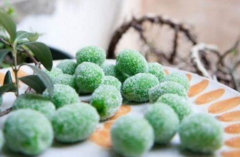 Le olivette di Sant'Agata, il dolce tipico catanese