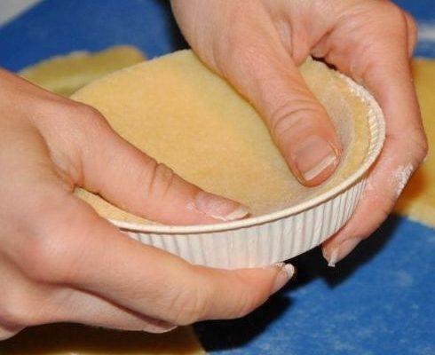 Ecco la pasta frolla salata con farina di ceci