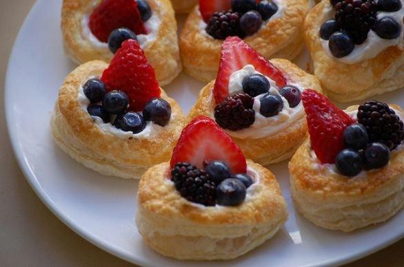 8 dolci con pasta sfoglia per San Valentino