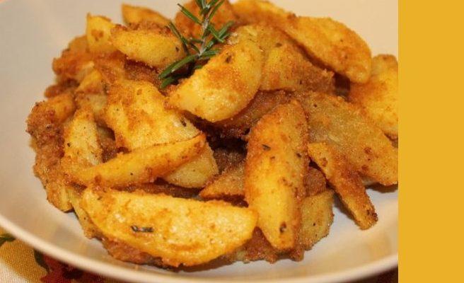 Come fare le patate sabbiose al forno con la ricetta facile