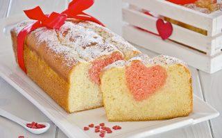 Plumcake degli innamorati: per stupire il proprio partner