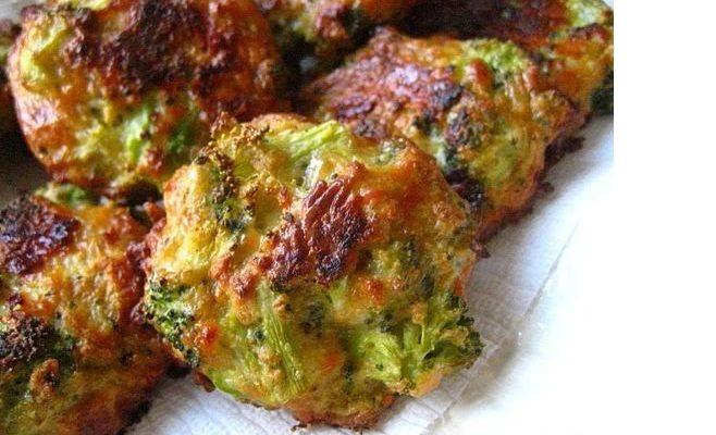 Le polpette vegan di broccoli con la ricetta facile